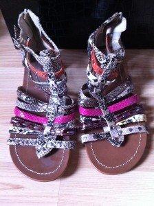 (37) Sandales colorées NEUVES (T:38) -11€ img_2724-224x300